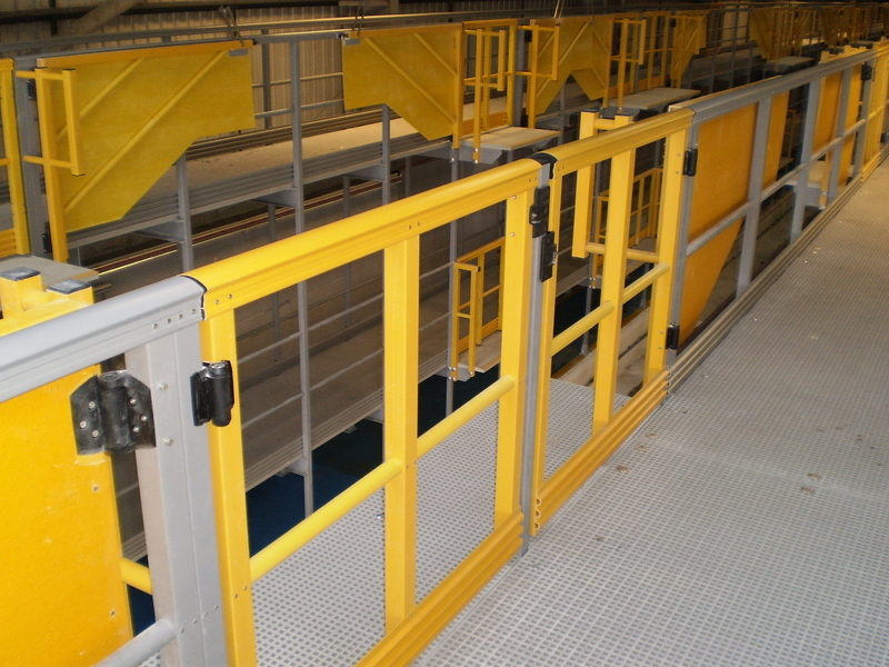 Grp safety gates