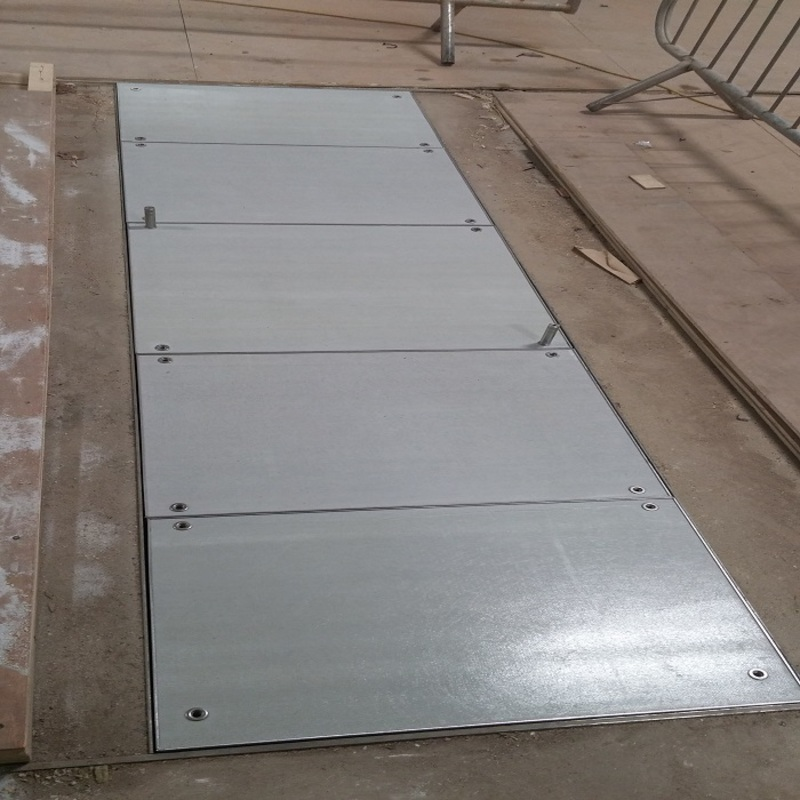 Pultruded panels