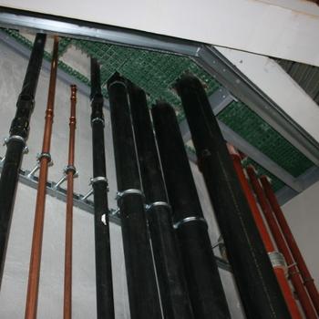 Riser floors