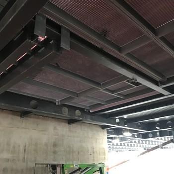 Riserdeck composite riser floors