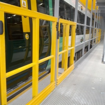 Rail industry anti slip solutions
