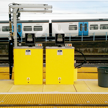 Rail industry anti slip projects