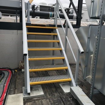 Grp rooftop access solutions