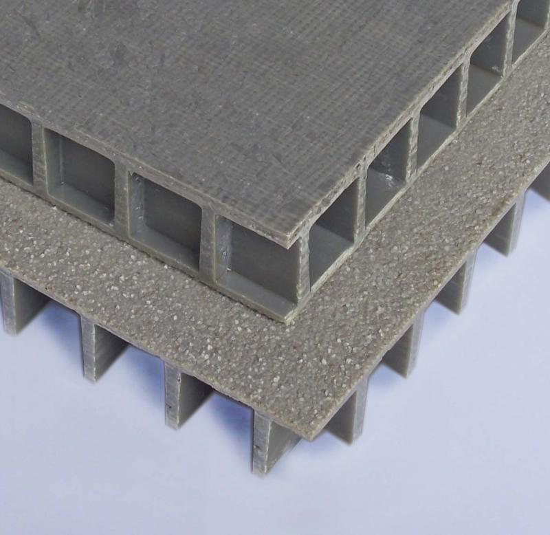 QuartzGrip GRP Solid Top Flooring