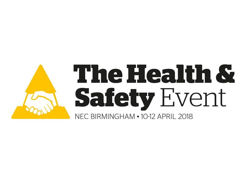 MEET THE TEAM AT HEALTH AND SAFETY EVENT NEC 2018