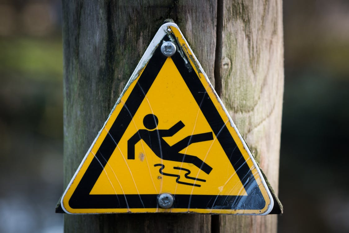 STAY SAFE THIS WINTER - ANTI SLIP SOLUTIONS