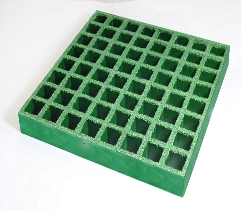 Quartzgrip GRP Open Mesh Grating
