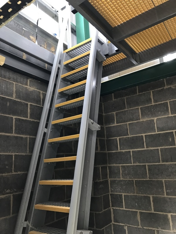 Grp ladder access